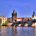 Karlův Most Praha - Il ponte Carlo Praga