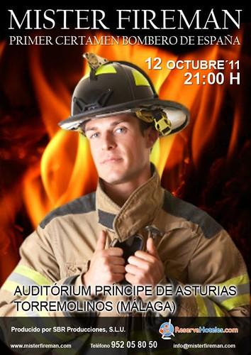Mister Fireman