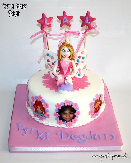 winx pastası