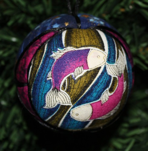 Pisces Ornament
