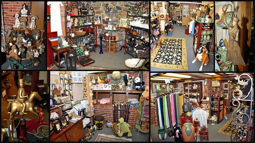 Gift Shop Collage