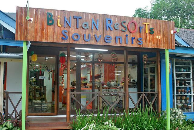 Bintan Resorts Souvenirs at Pasar Oleh Oleh