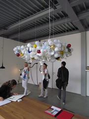 Lamp installation