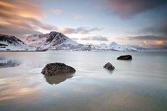Grotfjord (peterspencer49) Tags: winter sea seascape norway clouds sunrise coast artic seaview tromso stunningview seascene oceanveiw 5dmkll peterspencer grotfjord stunningseascape