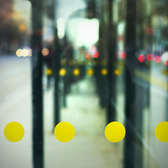 Spadina Streetcar Holding Pen [explored} (red_dotdesign) Tags: