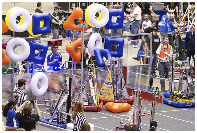 Robotics Championship 9