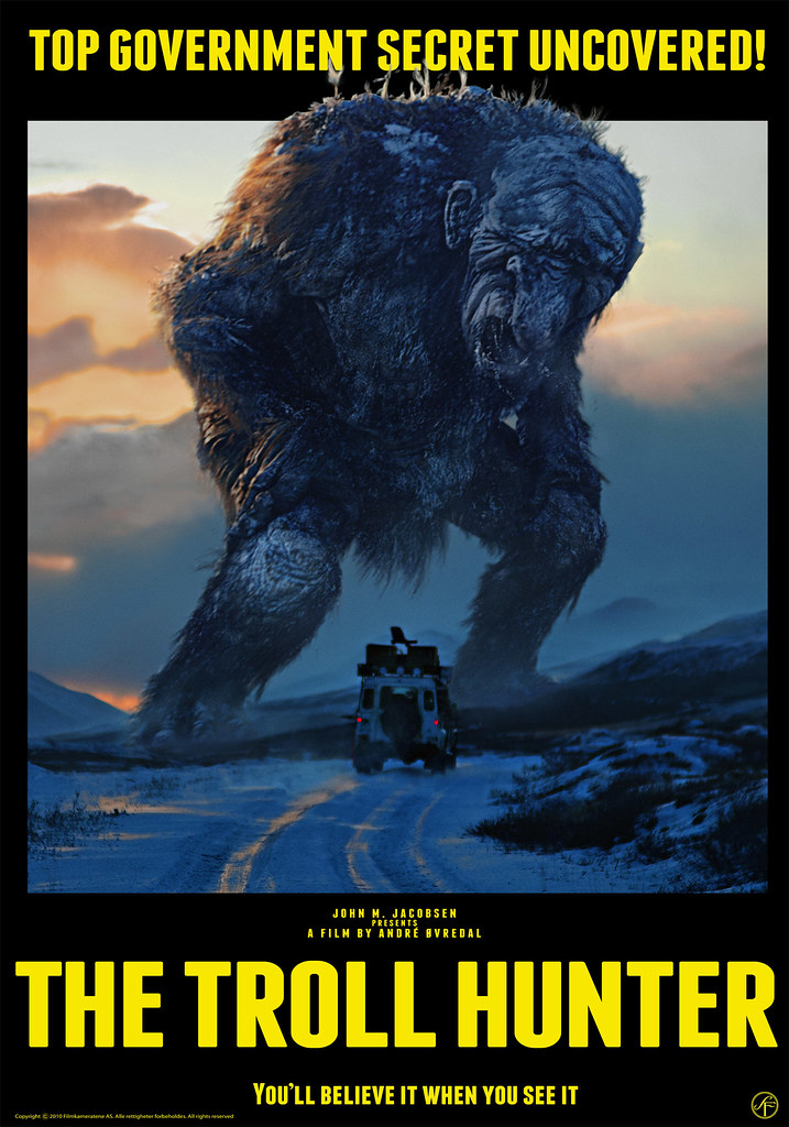 Troll Hunter - Poster (2010)