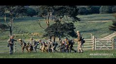 RB- (Robert Bridgens) Tags: park history soldier living ss reenactment ksk 2011 mauser mg42 k98 margham stahlkrieger