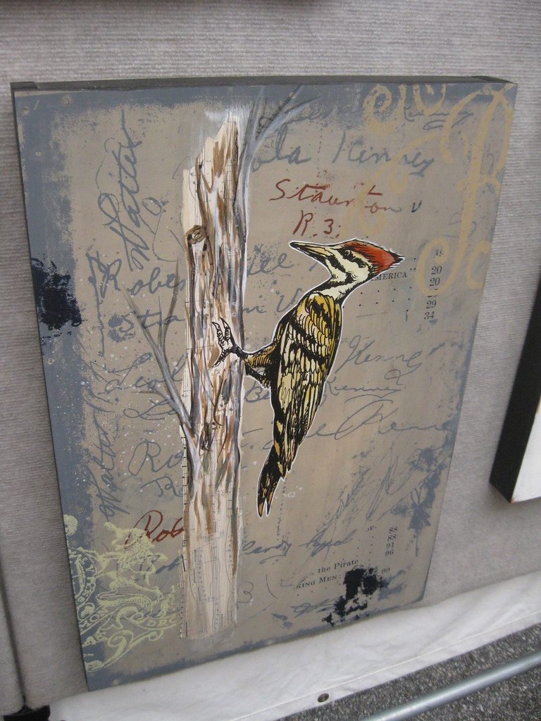 Woodpecker by Dolan Geiman