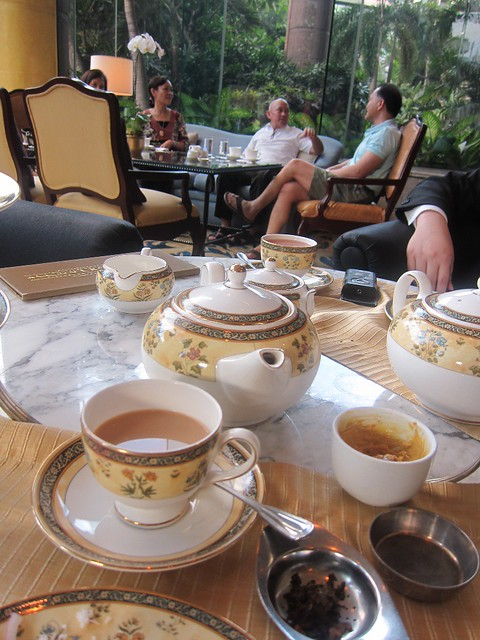 Shangri La Afternoon Tea (28)