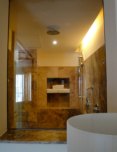 Shower area