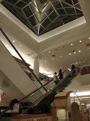 belk; former Hudson Belk (Cary Towne Center) (Joe Architect) Tags: retail mall nc interior escalator favorites northcarolina raleigh departmentstore myfavorites cary yourfavorites belk 2011 carytownecenter hudsonbelk caryvillage
