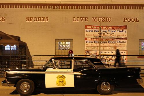 1959 Galaxy Cop Car