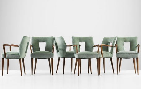 Paolo Buffa chairs