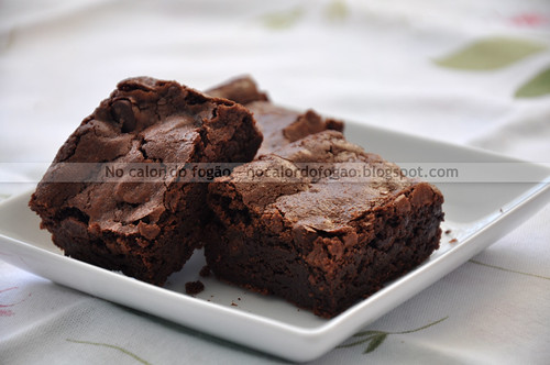 Wicked easy fudge brownies - o tira-teima