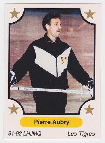Coach - Pierre Aubry 91 Front