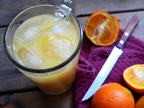 orange ginger punch