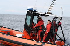 Rescue 1 - brings food and drink while fishing