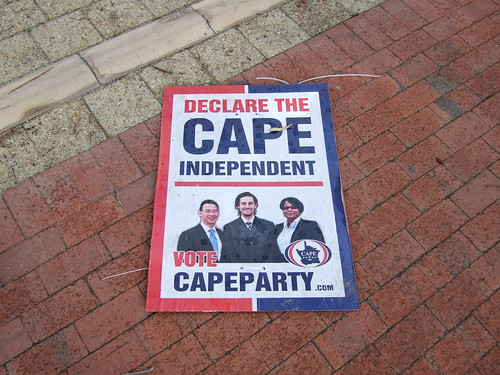 Declare the Cape Independent