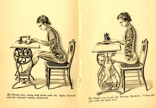 Vivisection sewing! by Hopkins Rare Books, Manuscripts, & Archives
