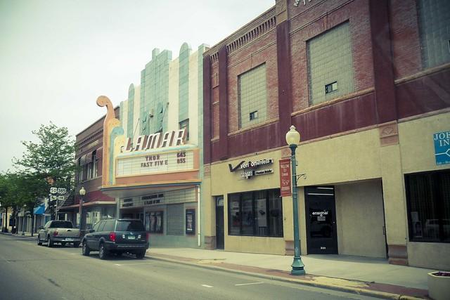 Small Town Lamar