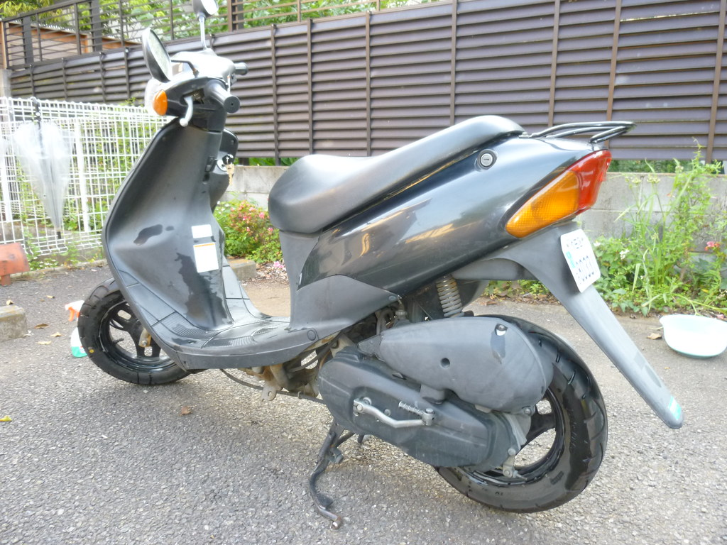 Scooter For Sale 003, 45,000yen or best offer
