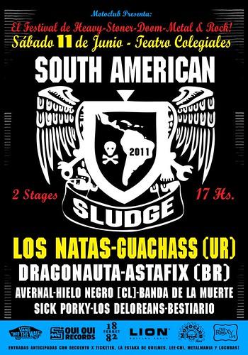 South American Sludge