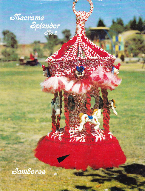 Jamboree Macrame Splendor No. 2 1980