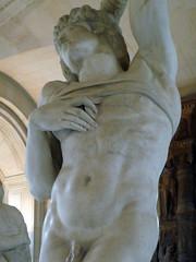 Michelangelo Dying Slave Torso