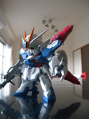 YMF-X000A Dreadnought (5thLuna) Tags: gundam plamodel dreadnought gunpla sdgundam   bb  sdbb xastray