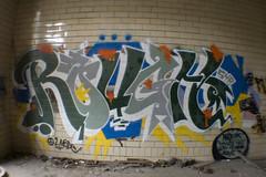Rough (-snowta-) Tags: building art st paul graffiti cities twin rough graff