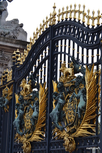 The front gates