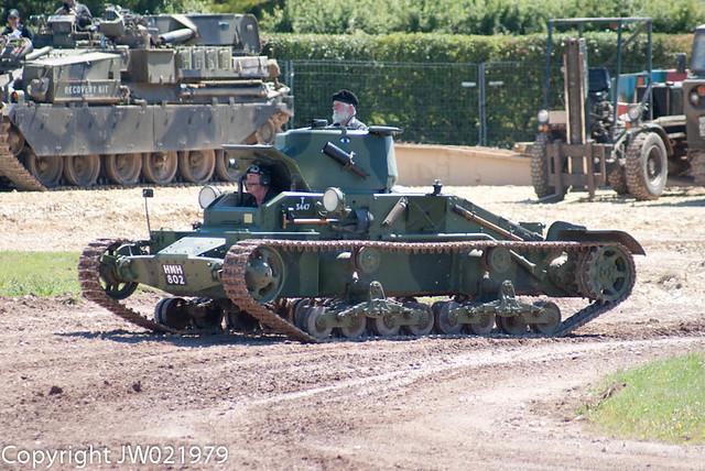 Matilda Tank