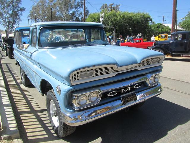 truck pickup gmc 1960 k1500
