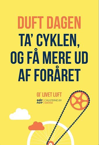 Odense plakat m. logo