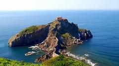 San Juán de Gaztelugatxe, Bermeo (Vizcaya) (M Roa) Tags: mygearandme flickrunitedaward saariysqualitypictures