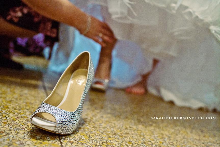 Kansas City Redemptorist wedding photography