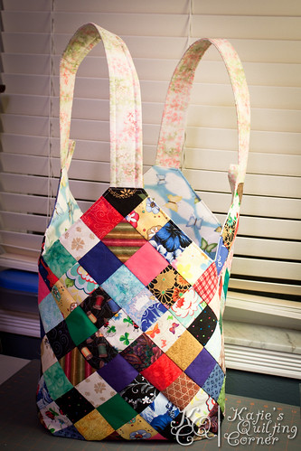 Mondo Bag - Quiltsmart Interfacing