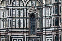 Florence Cathedral window (Mr. Corso) Tags: detail rain architecture florence cathedral pentax rainy firenze duomo pioggia architettura particolare dettaglio pentaxart pentaxk5 pentax50200mmf45
