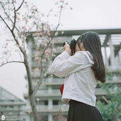 (liangjingfeng) Tags: 120 6x6 film rollei rolleiflex fuji kodak hasselblad 28 six kowa gdut pro160ns protra400
