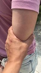 Handcuffed prisoner wants to piss (asiancuffs) Tags: handcuffs handcuffed arrest arrested inmate prisoner