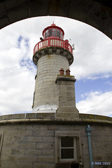 Dun Laoghaire Lighthouse (MBE 21) Tags: dublin dunlaoire dunlaoghaire lighthouse building heritage ireland irish sea 2015 mbe august