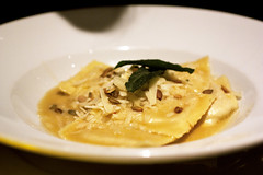 ravioli @ community food & juice