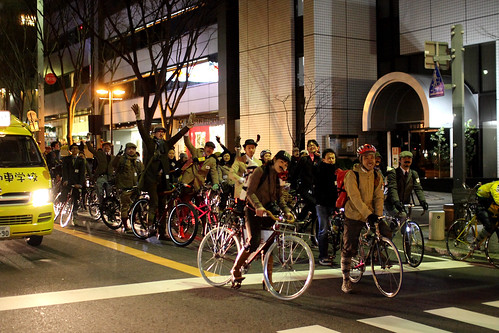 NUTS! NAGOYA TWEED RIDE