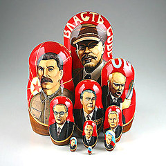 Soviet Leaders Nesting Doll Set (The Russian Store) Tags: trs matrioshka matryoshka russiannestingdolls  stackingdoll  russianstore  russiangifts  russiancollectibledolls shoprussian