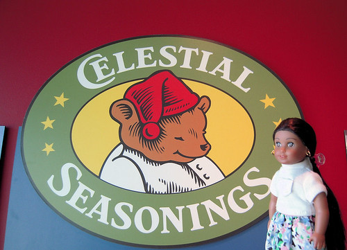 Tour of Celestial Seasonings