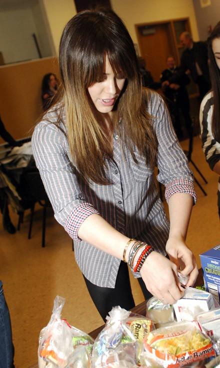 "#7029058 Hilary Duff visits Edward Jenner Elementary Academy of the Arts in Chicago, IL on March 23, 2011 to promote ""Blessings in a Backpack"" a program geared to help feed nutritious meals and ready to eat snacks to hungry kids around the country.. Fame"