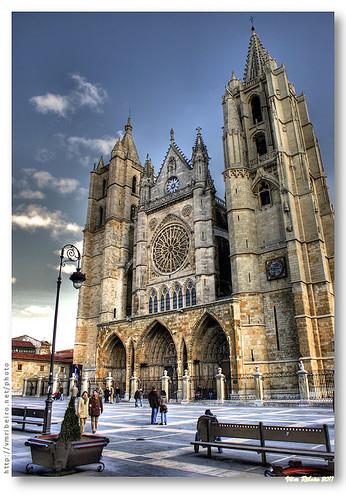 Catedral de León #3 by VRfoto