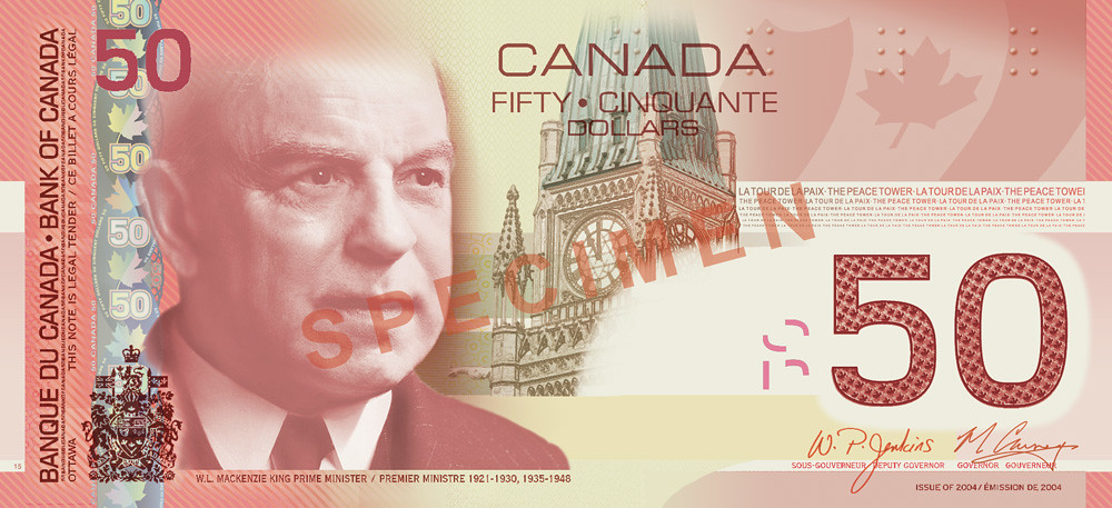 Canadian Journey - Bank of Canada