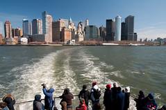 South Manhattan Skyline (MrBlackSun) Tags: new york city newyorkcity usa newyork statue liberty island ellis manhattan statueofliberty ellisisland 2011